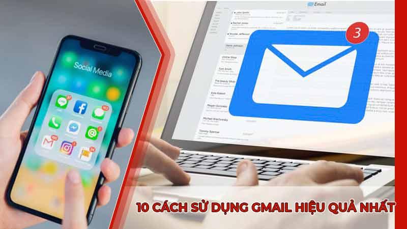 Hướng dẫn sử dụng gmail