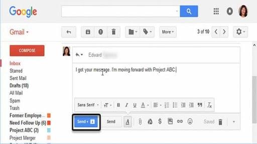 Cách sử dụng gmail cho các tính năng mới