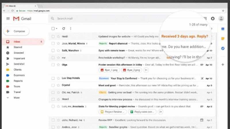cách sử dụng gmail cơ bản