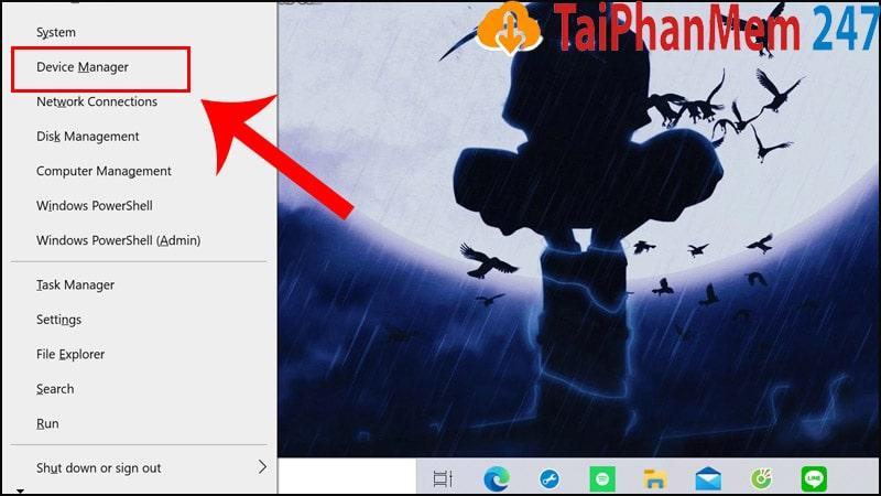 Sửa lỗi màn hình xanh bằng cập nhật card màn hình