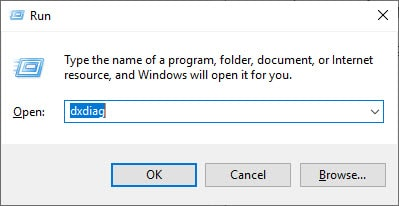 Kiểm tra cấu hình máy tính bằng Directx