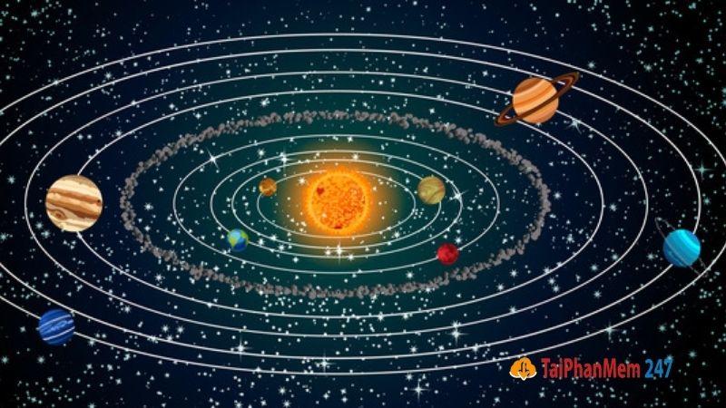 Sự hình thành của Hệ Mặt Trời