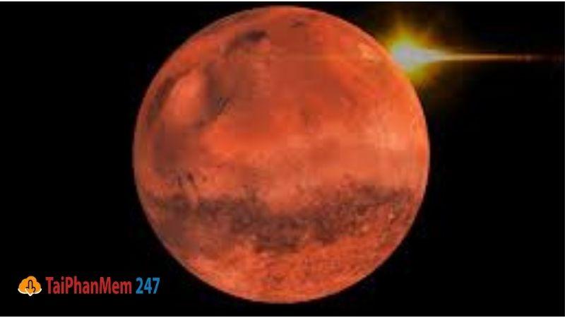 Hệ Mặt trời có bao nhiêu hành tinh- Sao Hỏa