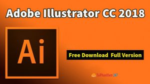 Adobe Illustrator CC 2018.