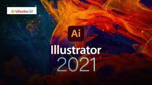 Phần mềm Adobe Illustrator 2021