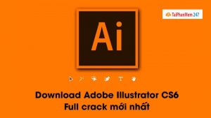Phần mềm Adobe Illustrator CS6 Full