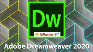 Adobe Dreamweaver CC 2020 full