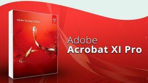 Adobe Acrobat 11 Pro