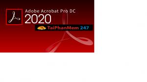 Adobe Acrobat DC 2020