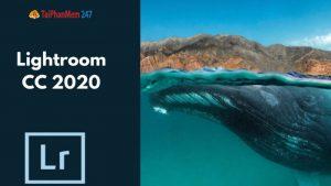 Lightroom CC 2020 full crack
